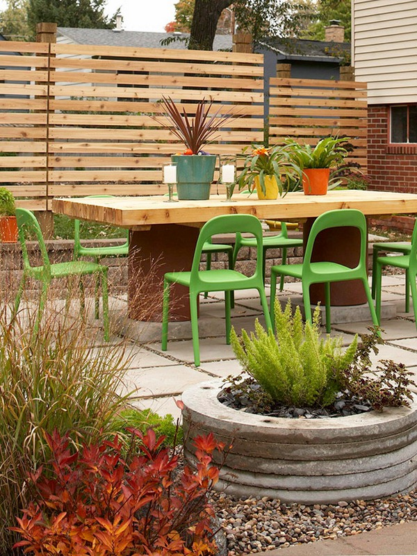 designs garden furniture ideas