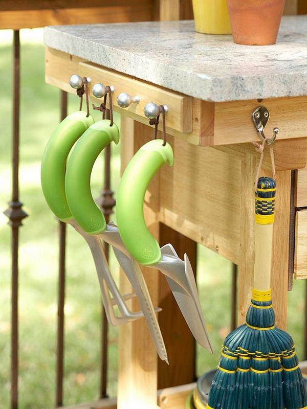 ideas for garden furniture design practical tools