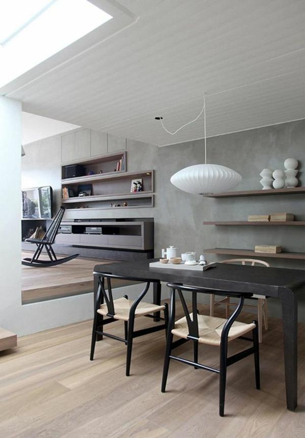 Japanese style modern home ideas