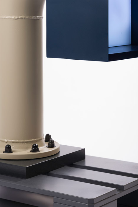 Collage furniture collection by Joost van Bleiswijk at Dutch Design Week 2014