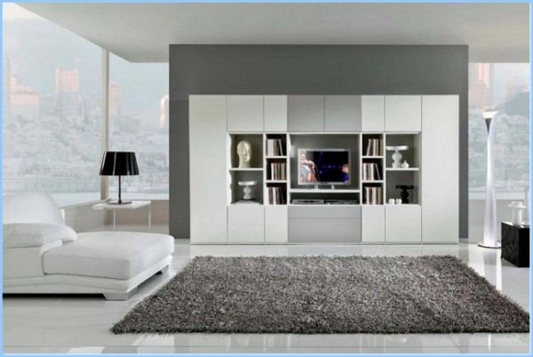 Living Room Storage Ideas For Small Rooms