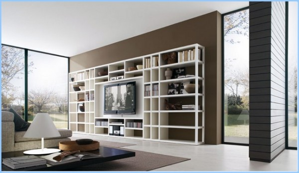 : Living Room Storage Large