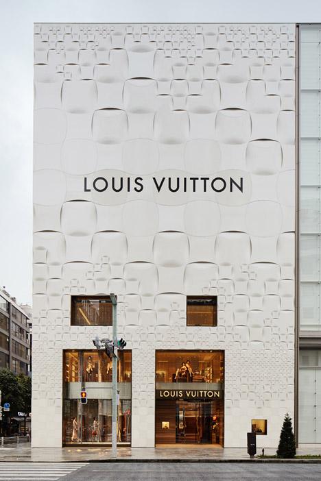 Louis Vuitton Tokyo by Aoki Jun