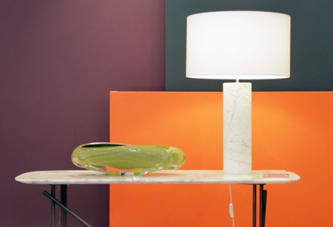 Side table by Magnus Long for The Conran Shop