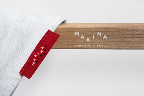 Marina Chair by Julia Esque