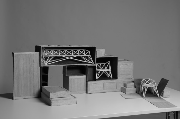 London design festival Meubles Bridge  Studio Variant
