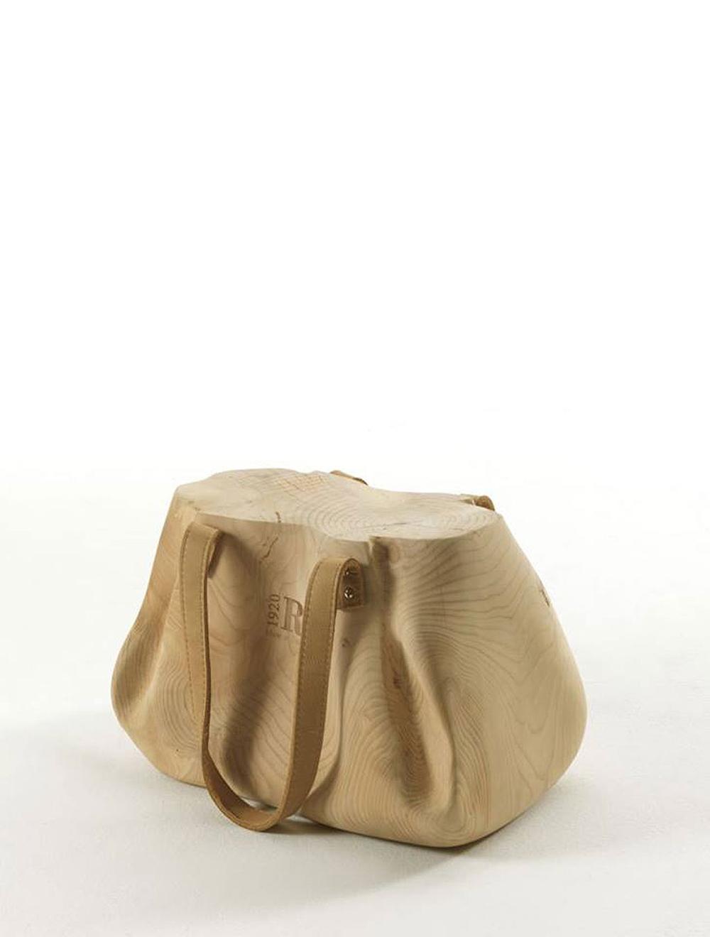 modern chair 6 Perfectly Balancing A Fresh Concept With Versatility: Mondana Bag Stool