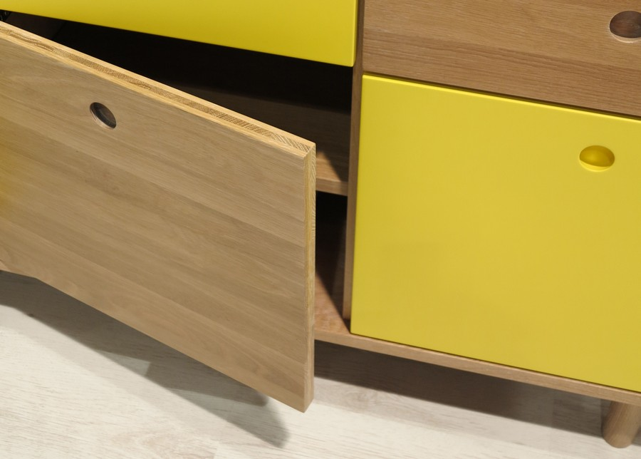 modern furniture 5 Dynamic Details Reinforcing Originality in Contemporary Homes: Pandora Sideboard