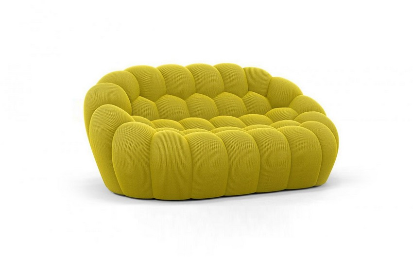 modern sofa 2 Stylish Handmade BUBBLE Sofa Inspiring Cosiness by Sacha Lakic