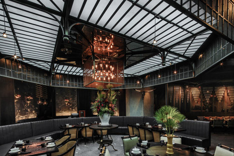 Mott 32 by Joyce Wang