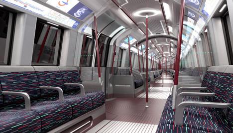 New Tube by Priestmangoode