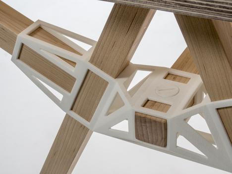 Keystones furniture by Minale Maeda