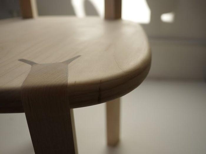 Rabbit Joint Chair design et détails par Ryan Yoon et Harc Lee