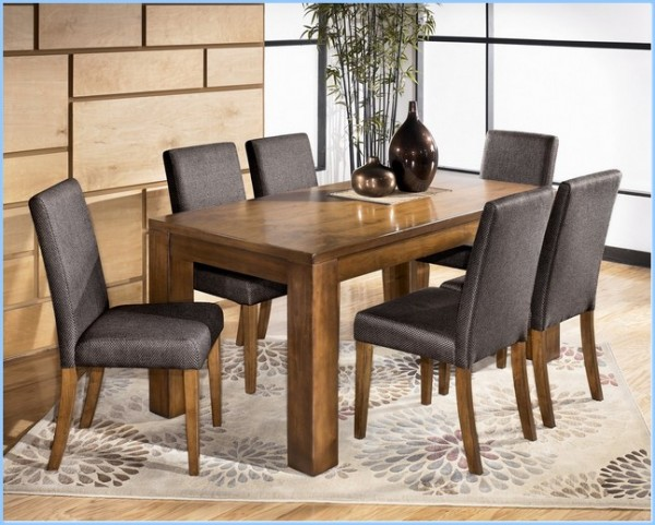 : Rectangular Dining Room Tables Design Ideas
