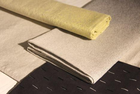 SEEN reflective textiles at Dutch Design Week 2014