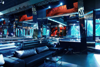 Elaborate Metamorphosis of an Industrial Venue: SKY CLUB in Romania