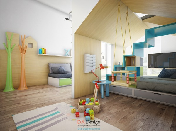 sleek-kids-room-design