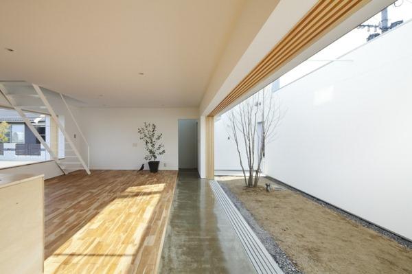 spacious modern home ideas simply