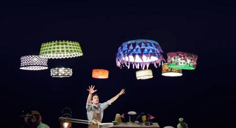 Spark by Cirque du Soleil, ETH Zurich, and Verity Studios