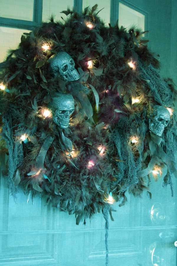 Spooky-Halloween-Wreath-12