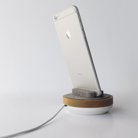Spool dock by Quell & Company