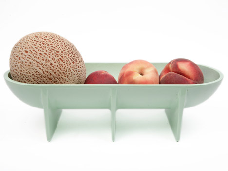 Standing Bowls by Fort Standard