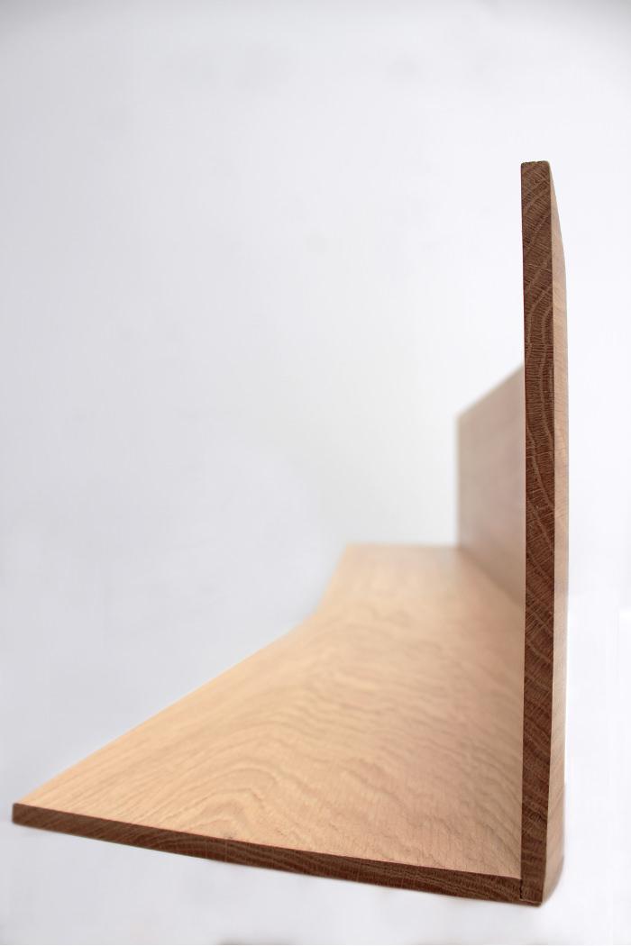étagère 11.2 jeu d'angles par Olivier Chabaud