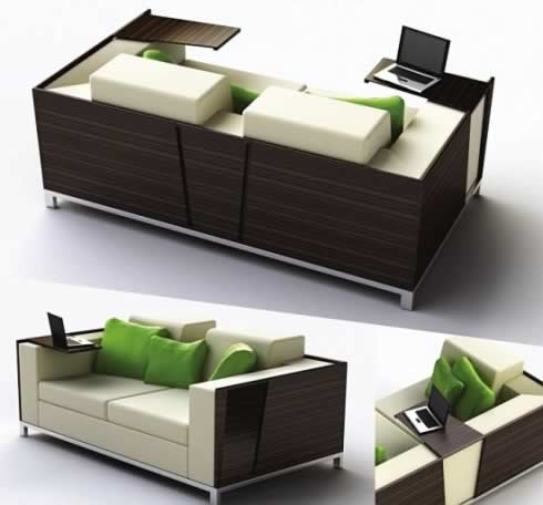The Trio Sofa, Practical and Stylish