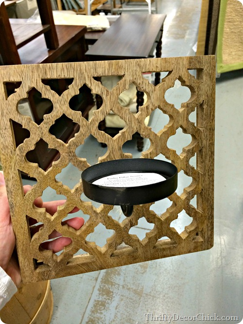 sconce world market