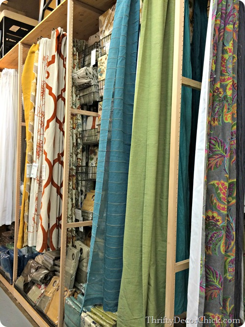 window treatments world market
