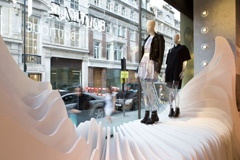 Topshop for RIBA Windows Project