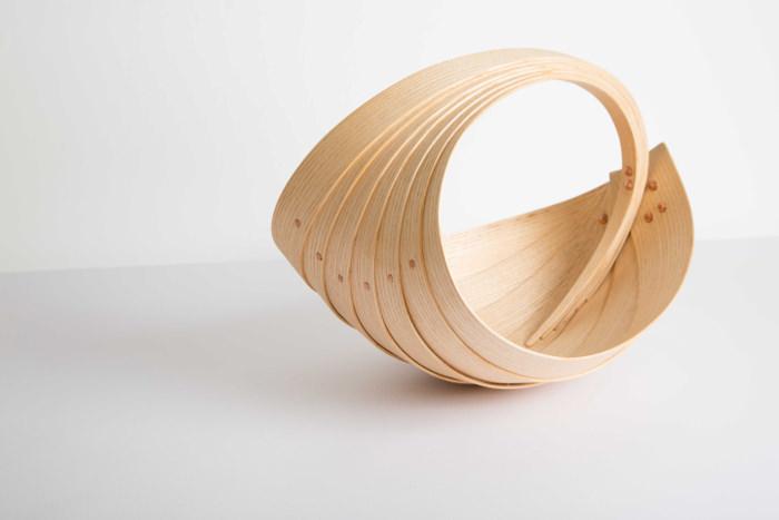 trugs le panier en bois cintr par jane crisp decor10 blog. Black Bedroom Furniture Sets. Home Design Ideas