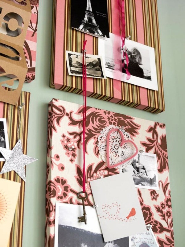 Valentines-Day-Crafts-Ideas-wall-decorating-photo-collage