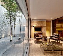 wall house living space 9