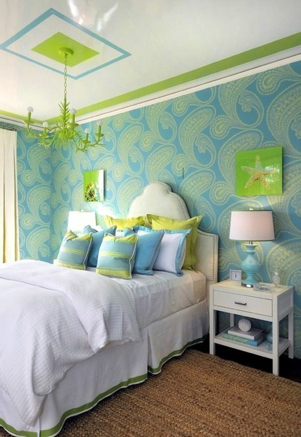 wall wallpaper pattern and image edge green theme