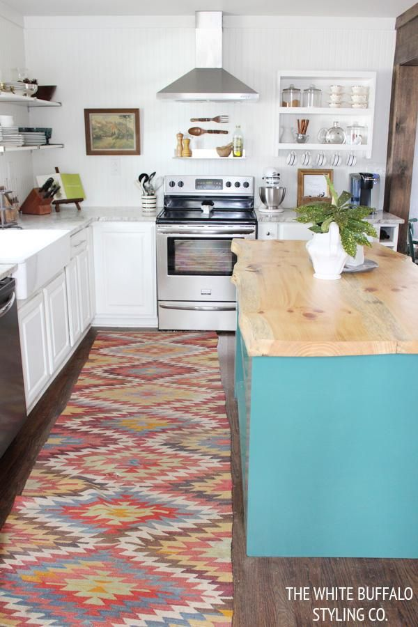 White Buffalo Styling Co Boho Chic Kitchen