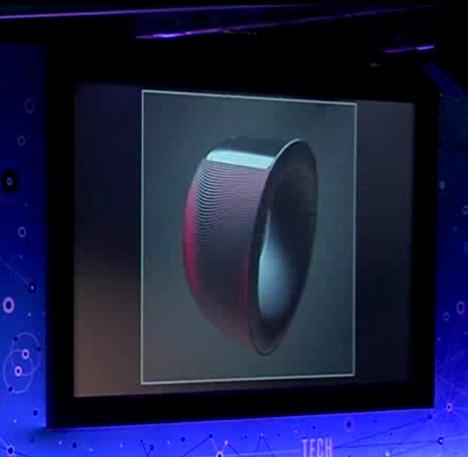 Will.i.am and Zaha Hadid Puls Smartwatch