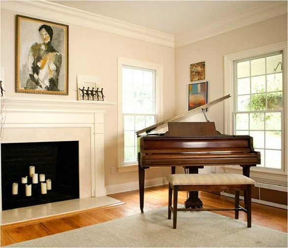 grand piano living room baby grand pianos decor10 16166